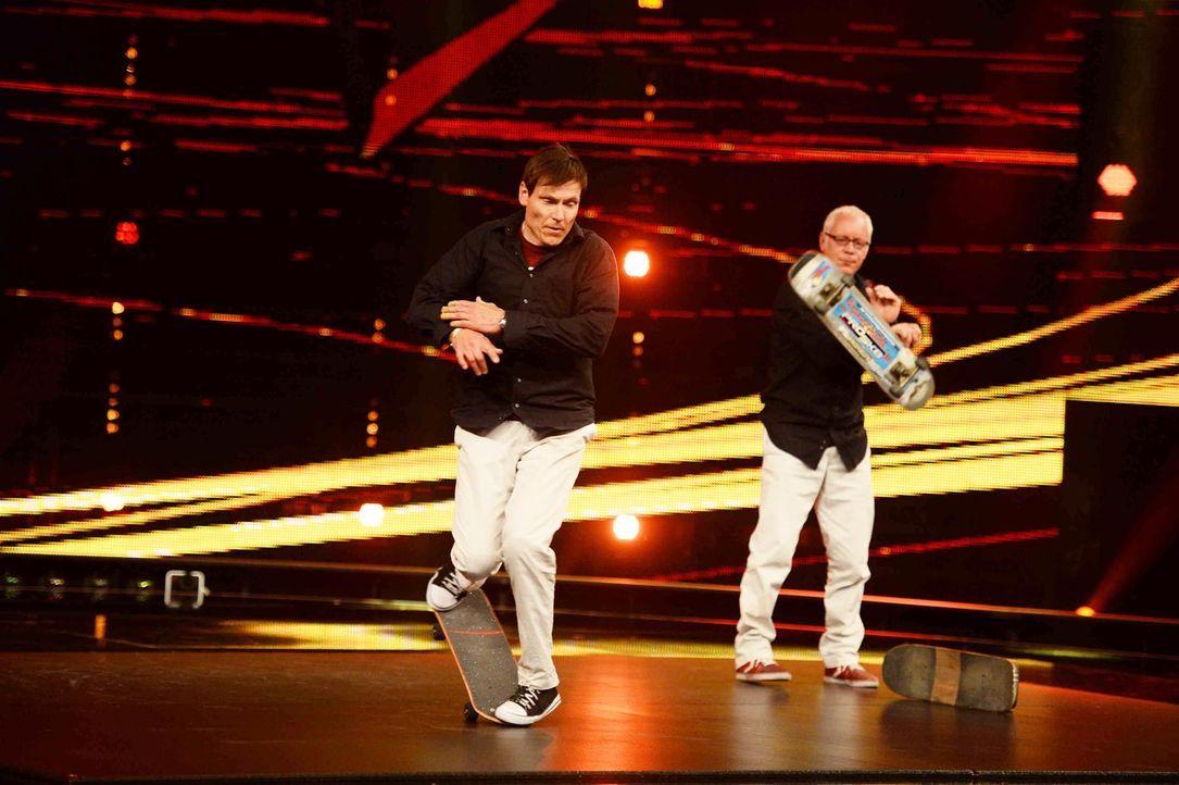 Got-To-Dance-Guenther-Eddie-05-SAT1-ProSieben-Willi-Weber - Bildquelle: SAT.1/ProSieben/Willi Weber