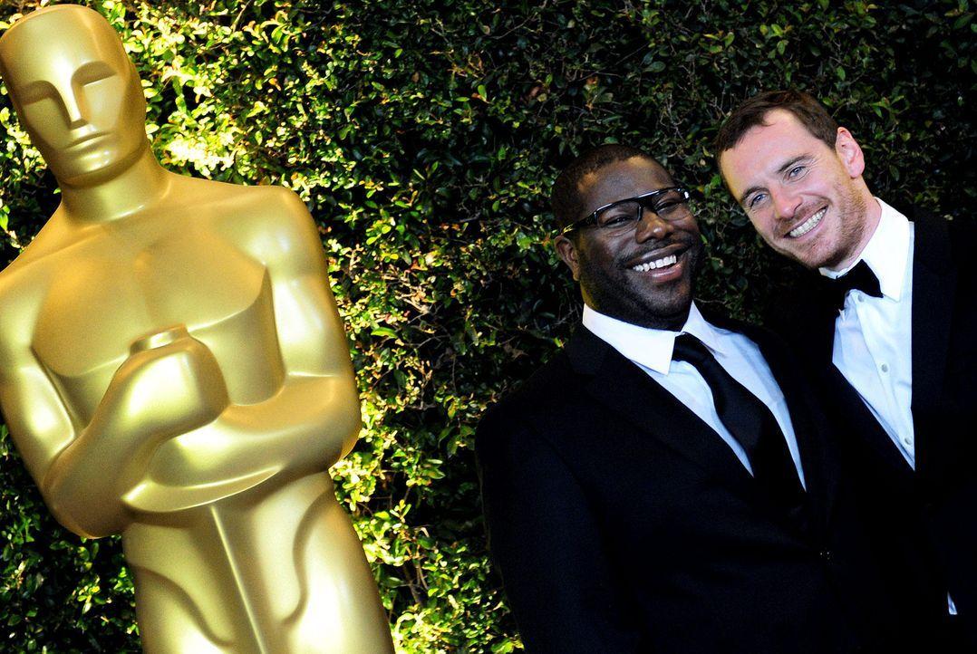oscar-nominierungen-steve-mcqueen-michael-fassbender-11-11-12-afpjpg 1900 x 1273 - Bildquelle: AFP