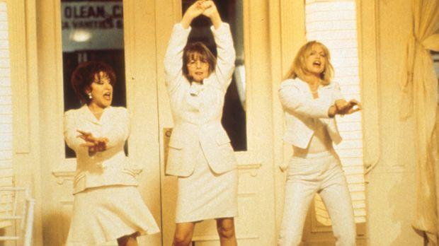 'Rache ist süß!' Brenda (Bette Midler, l.), Elise (Goldie Hawn, r.) und Annie...