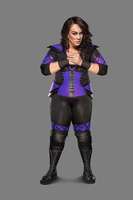 Nia_10032016AH_0023 - Bildquelle: 2016 WWE, Inc. All Rights Reserved.