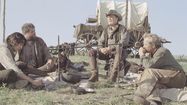 Charley Waite (Kevin Costner, r.) träumt den uramerikanischen Traum von grenz...