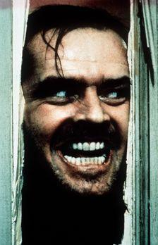Shining - Jack (Jack Nicholson) steht unter dem Zwang, eine Bluttat, die vor...