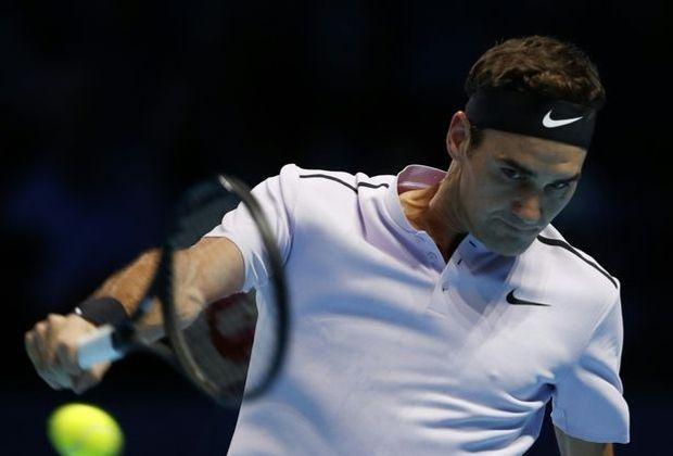 Roger Federer schlägt Jack Sock mit 6:4, 7:6 (7:4)