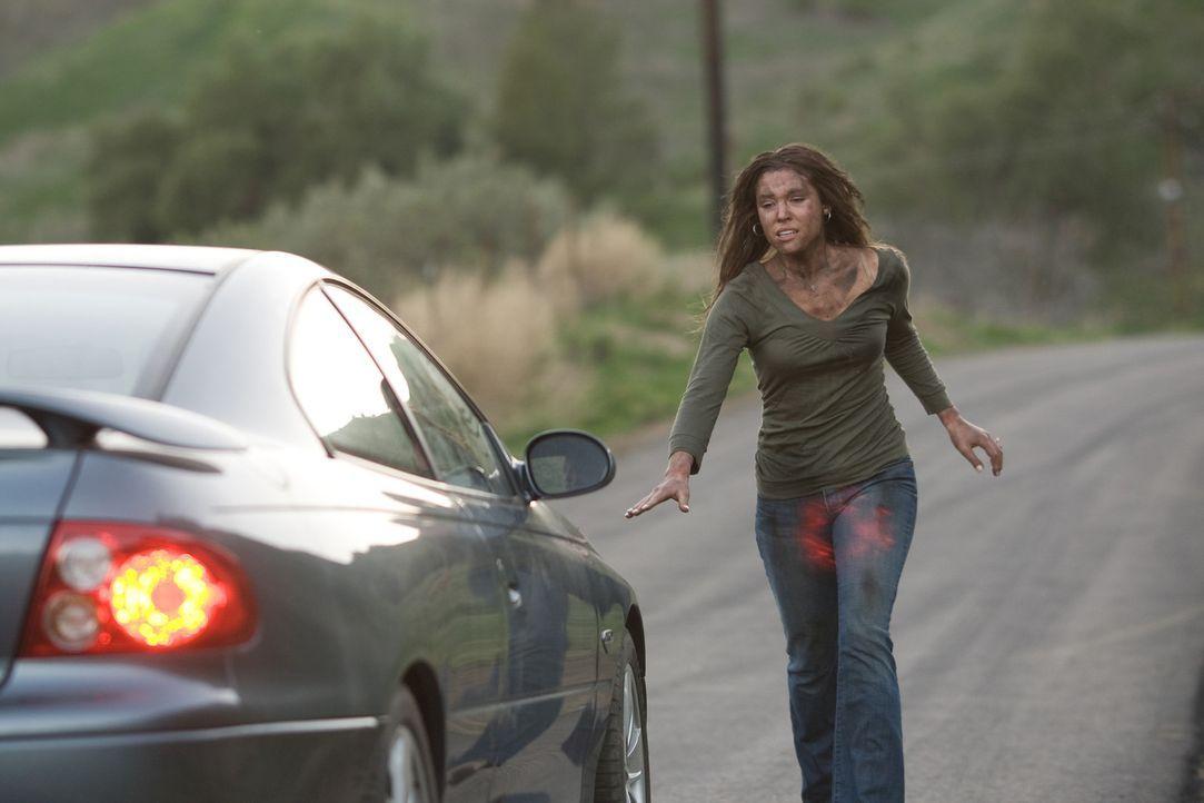 Will sich partout nicht abschlachten lassen: Jessica (Agnes Bruckner) ... - Bildquelle: 2008 Stage 6 Films, Inc. All Rights Reserved.