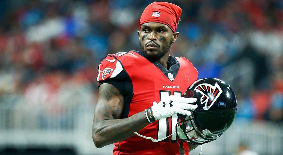 Julio Jones (Atlanta Falcons) - Bildquelle: imago/ZUMA Press