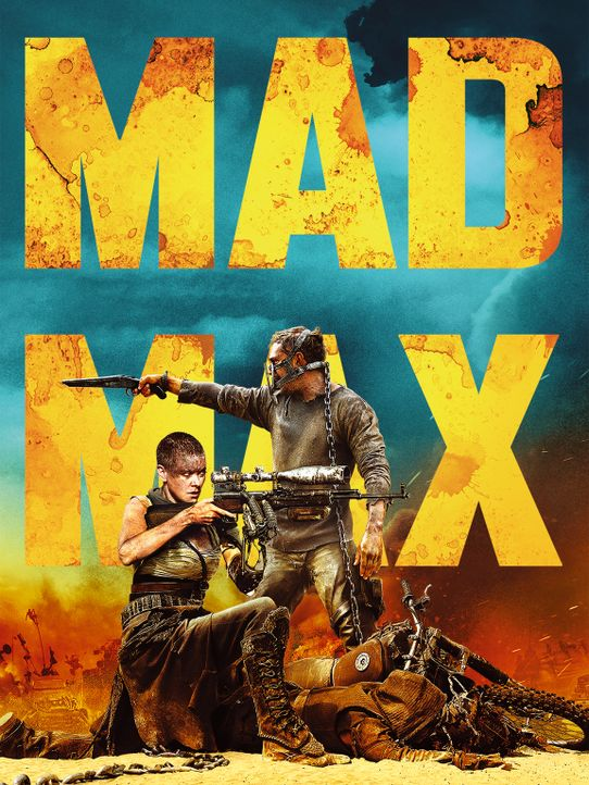 MAD MAX: FURY ROAD - Artwork - Bildquelle: 2015 Warner Bros.