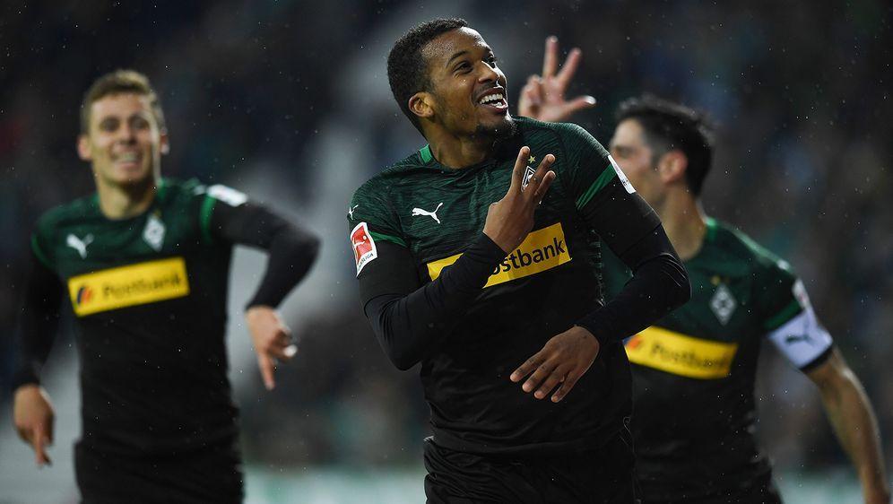 Rb Leipzig Gegen Borussia Mönchengladbach Live 13 Spieltag