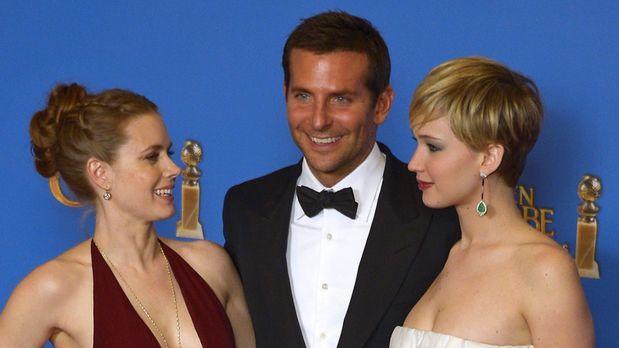 """Golden Globes 2014""-Gewinnner: ""American Bullshit"" räumt..."
