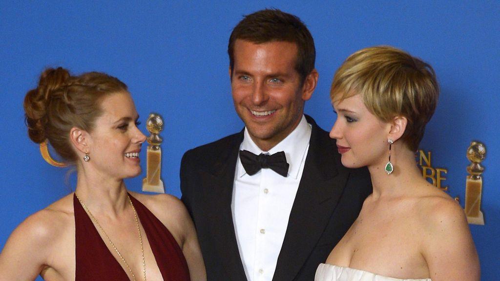 """Golden Globes 2014""-Gewinnner: ""American Bullshit"" räumt drei Trophäen ab - Bildquelle: dpa"