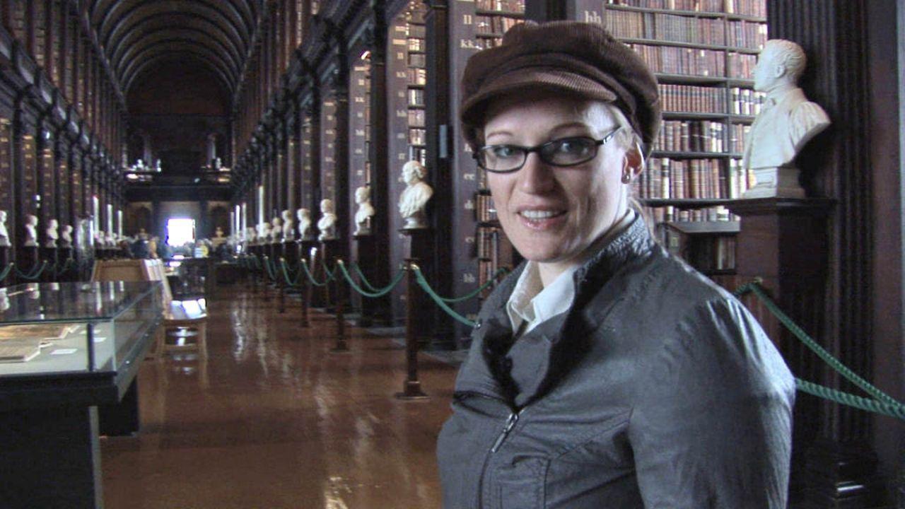 Barbara Sima verreist dieses Mal ganz unvorbereitet nach Dublin. Wie kommt die Rollstuhlfahrerin in der irischen Hauptstadt zurecht? Ist der öffent... - Bildquelle: kabel eins
