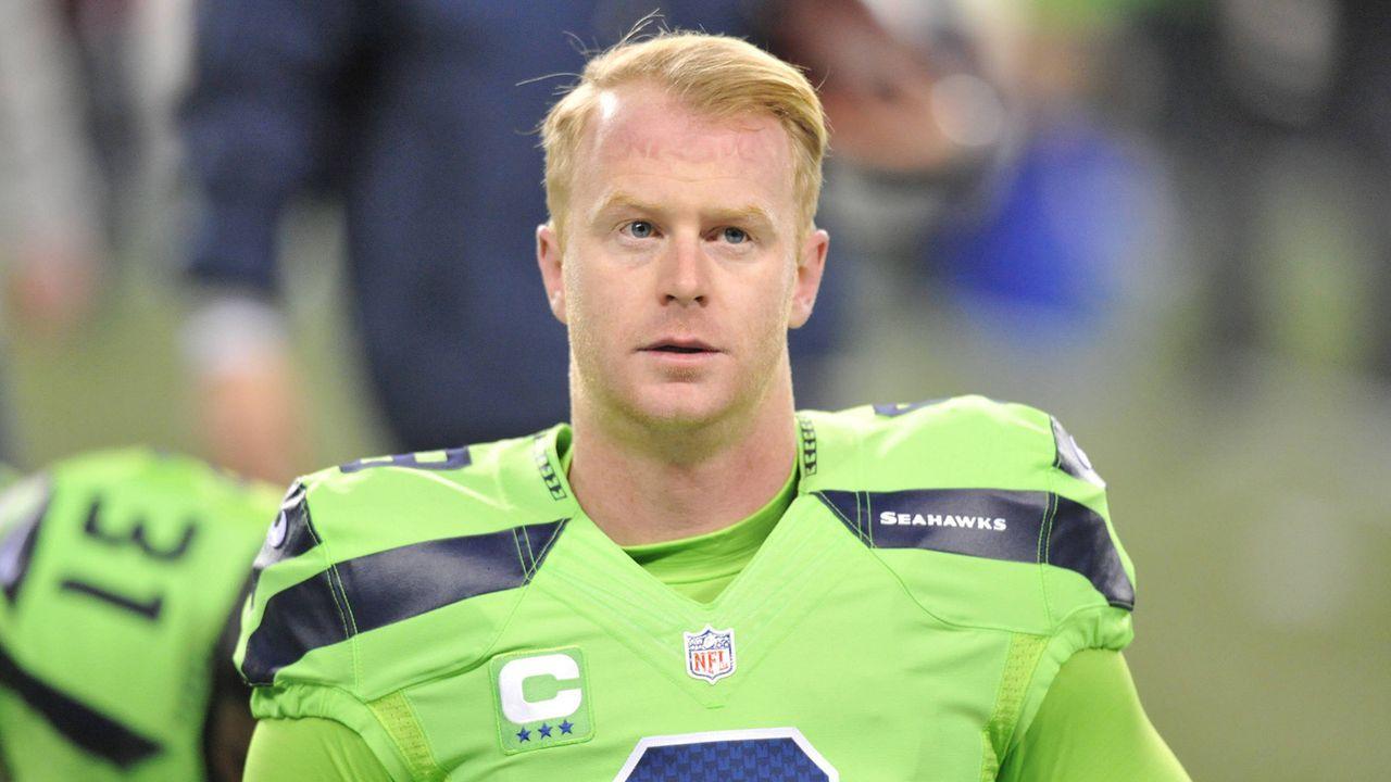Jon Ryan (Seattle Seahawks) - Bildquelle: imago