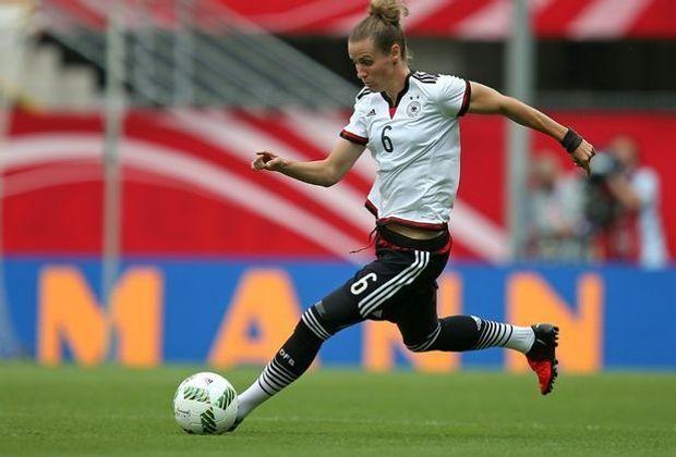 """Laudehr plant Comeback: """"WM 2019 ist mein festes Ziel"""""""
