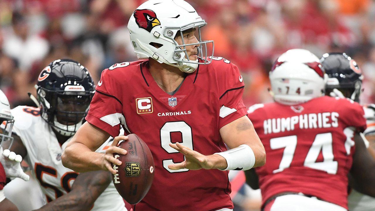 Sam Bradford (Arizona Cardinals) - Bildquelle: Getty Images