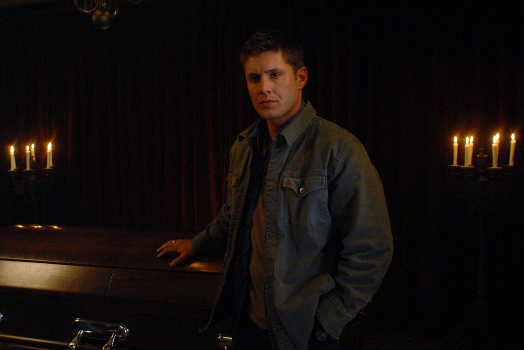 Begibt sich auf eine gefährliche Jagd nach dem Übernatürlichen: Dean Winchester (Jensen Ackles) ... - Bildquelle: Warner Bros. Television