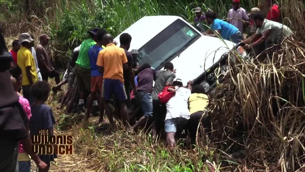 Gress in Papua Neuguinea11 - Bildquelle: kabel eins
