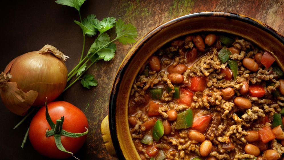 Superschnelle Hackfleischpfanne Nach Rezept Von Jamie Oliver