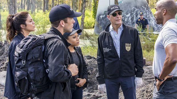 Keine Überlebende: Das FBI Gregorio (Vanessa Ferlito, l.) und Jenkins (Reggie...