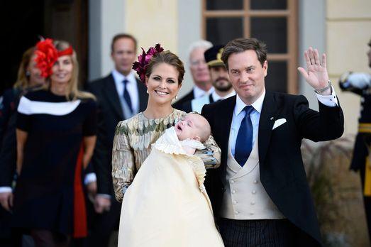 Taufe-Prinz-Nicolas-Schweden-15-10-11-4-dpa - Bildquelle: dpa