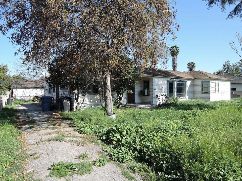 Heute hat sich das Makler-Ehepaar El Moussa ein besonders verwahrlostes Haus ausgesucht. Auf die beiden wartet viel Arbeit, um das Projekt für die a... - Bildquelle: 2016,HGTV/Scripps Networks, LLC. All Rights Reserved