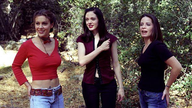 Nachdem es Sykes gelungen ist, drei weitere Hexen zu töten, stellen die Mächt...