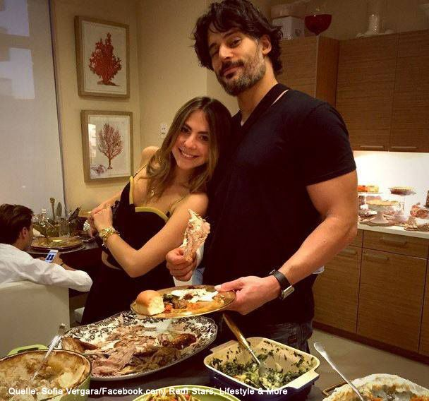 Joe-Manganiello-Sofia-Vergara-Facebook-com-Red-Stars-Lifestyle- More - Bildquelle: Sofia Vergara/Facebook.com/ Red! Stars, Lifestyle & More