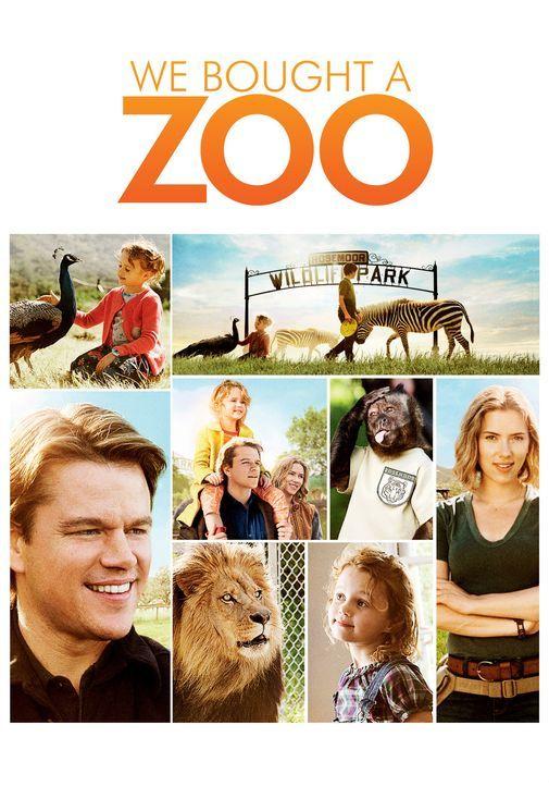 We Bought a Zoo - Plakatmotiv - Bildquelle: 2011 Twentieth Century Fox Film Corporation. All rights reserved.