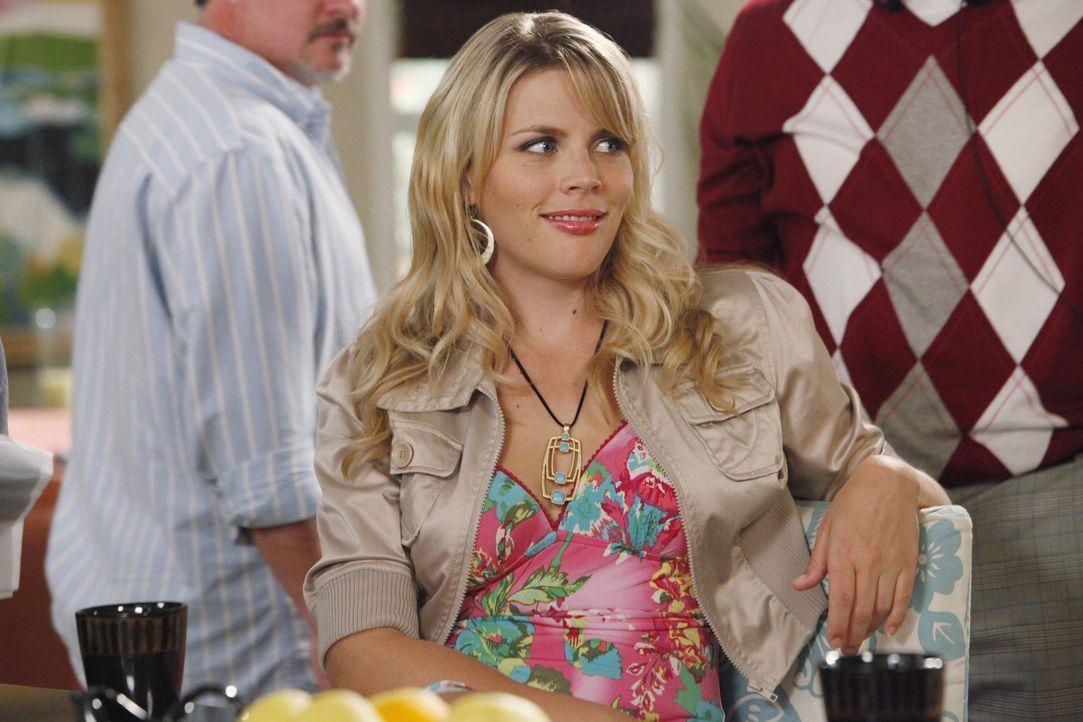 Auf Männerfang: Laurie (Busy Philipps) ... - Bildquelle: 2009 ABC INC.