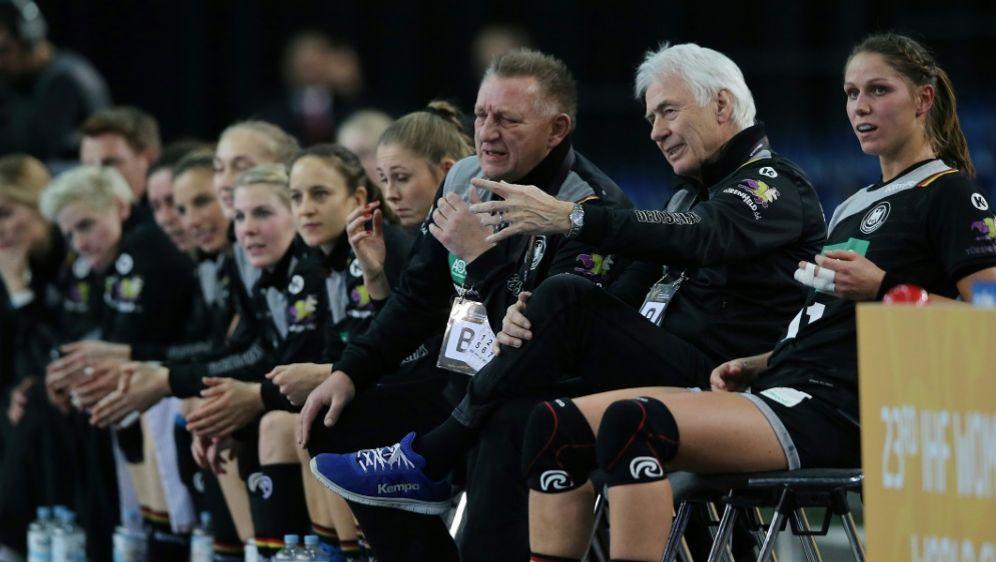 Kretzschmar lobt die deutschen Handballerinnen - Bildquelle: FIROFIROSID