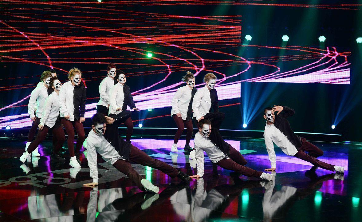 Got-To-Dance-You-Yi-Fusion-14-SAT1-ProSieben-Willi-Weber - Bildquelle: SAT.1/ProSieben/Willi Weber