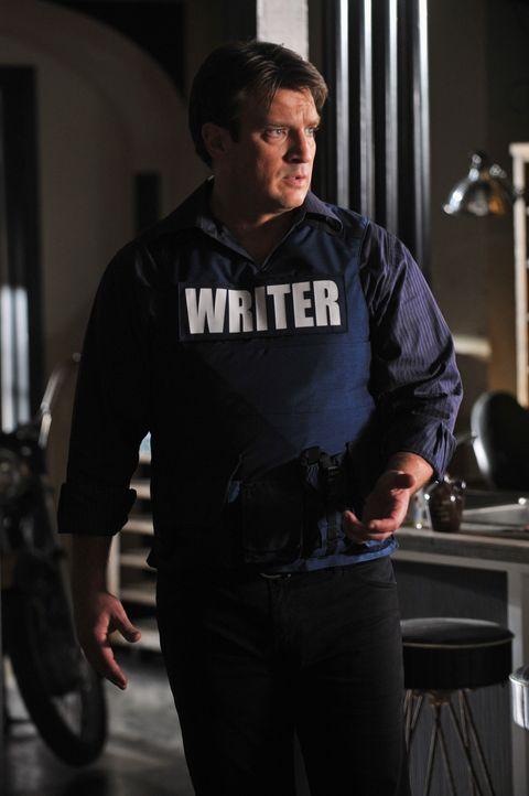 Beckett befindet sich in großer Gefahr und Castle (Nathan Fillion) will sie auf keinen Fall im Stich lassen ... - Bildquelle: ABC Studios