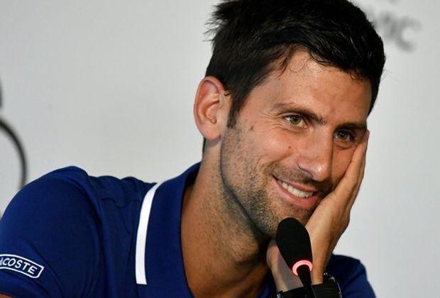 Babyglück im Hause Djokovic: Serbe zum zweiten Mal Vater