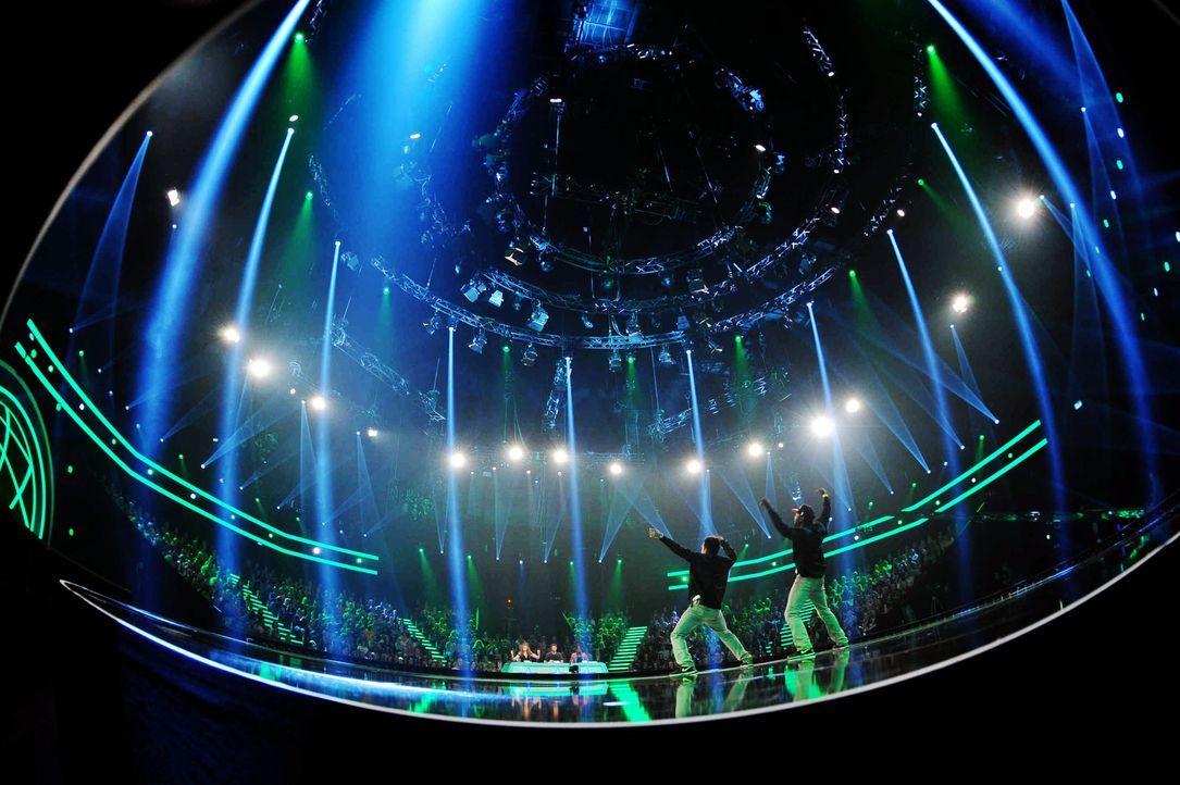 Got-To-Dance-The-Future-Boyz-01-SAT1-ProSieben-Willi-Weber - Bildquelle: SAT.1/ProSieben/Willi Weber