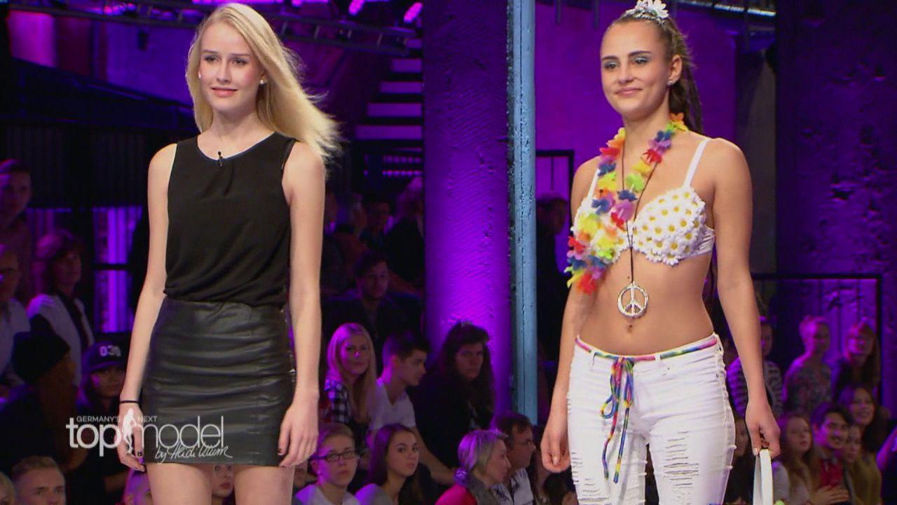 GNTM-11-Sendung01-062 - Bildquelle: ProSieben