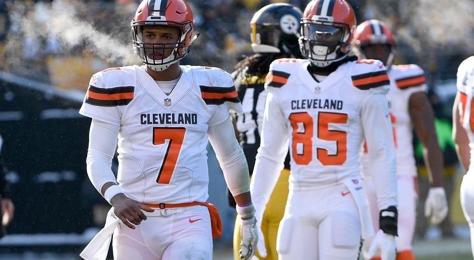 Cleveland Browns - Bildquelle: 2017 Getty Images
