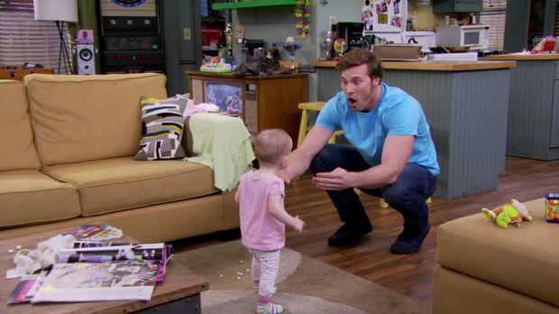 Baby Daddy - Baby Daddy - Staffel 3 Episode 18: Emmas Erste Schritte