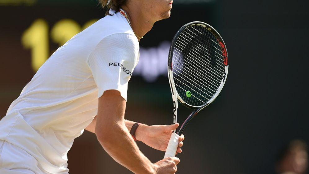 ATP-Masters in Cincinnati: Zverev scheiert in Runde zwei - Bildquelle: AFPSIDOli SCARFF
