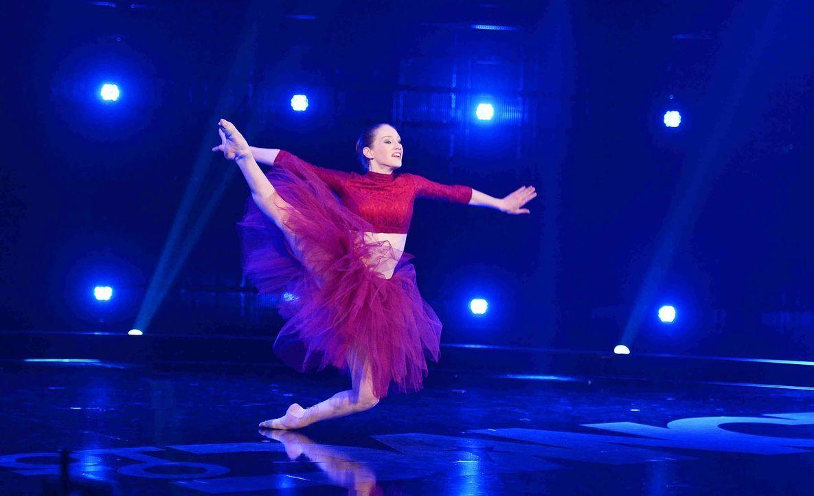 Got-To-Dance-Hannah-Felsberger-05-SAT1-ProSieben-Willi-Weber - Bildquelle: SAT.1/ProSieben/Willi Weber