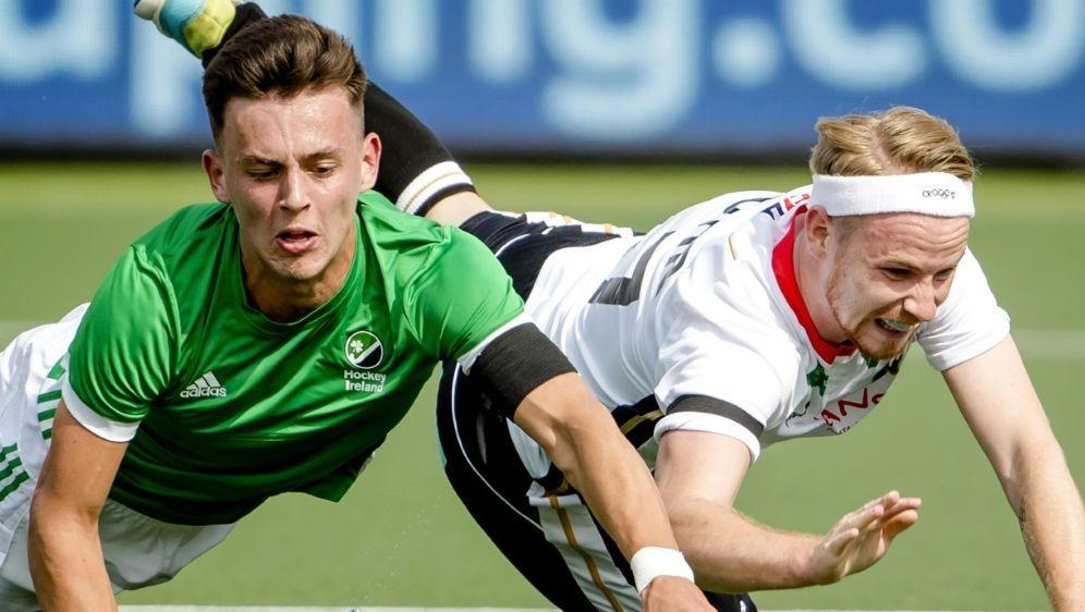 Hockey - Hockey: Deutschland mit Remis in Irland - Ran