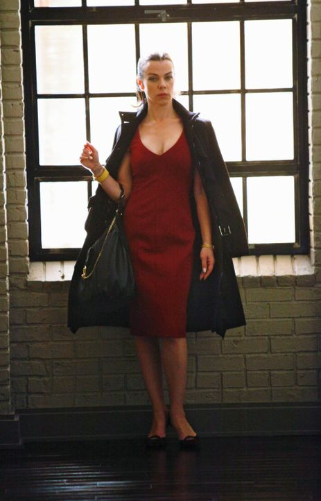 Die attraktive Agentin Paula Haas (Debi Mazar) hat wichtige Neuigkeiten für Richard Castle ... - Bildquelle: ABC Studios
