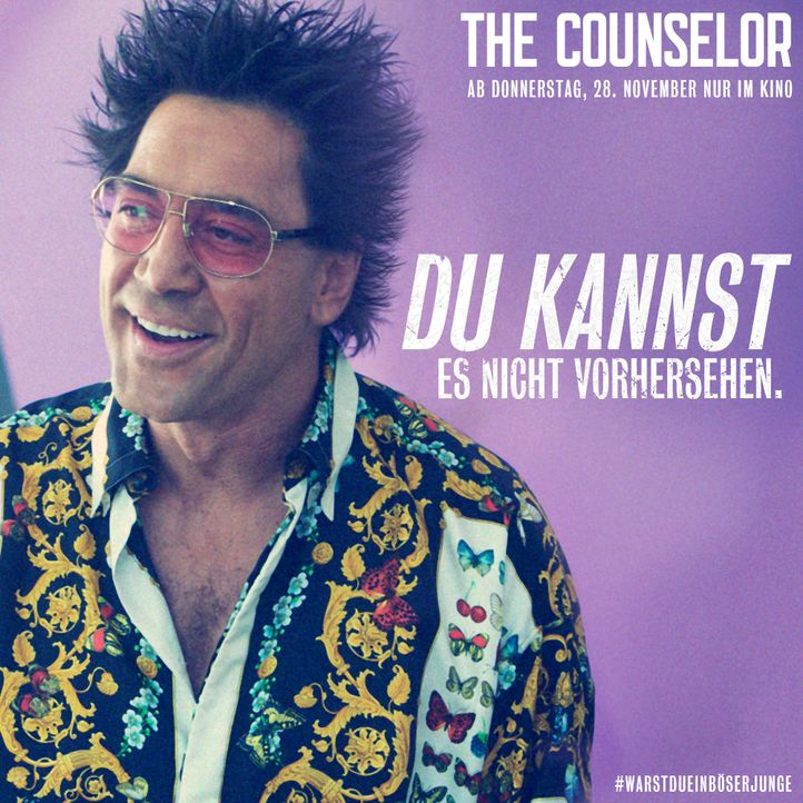 The Counselor Card 3 - Bildquelle: 20th Century Fox
