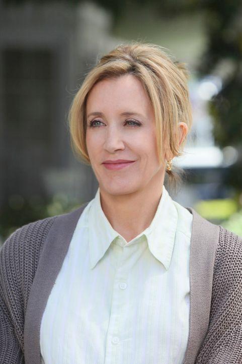 Ihr Leben und das ihres ungeborenen Babys in Eddies Händen: Lynette (Felicity Huffman) ... - Bildquelle: ABC Studios