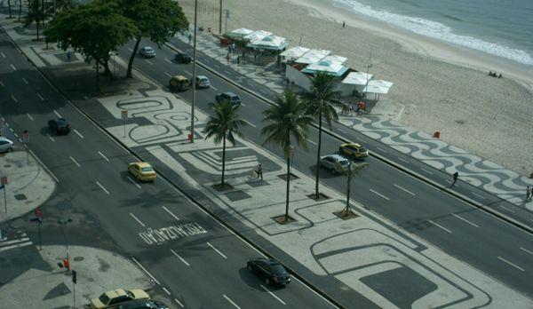 Die Avenida Atlantica - Bildquelle: kabel eins