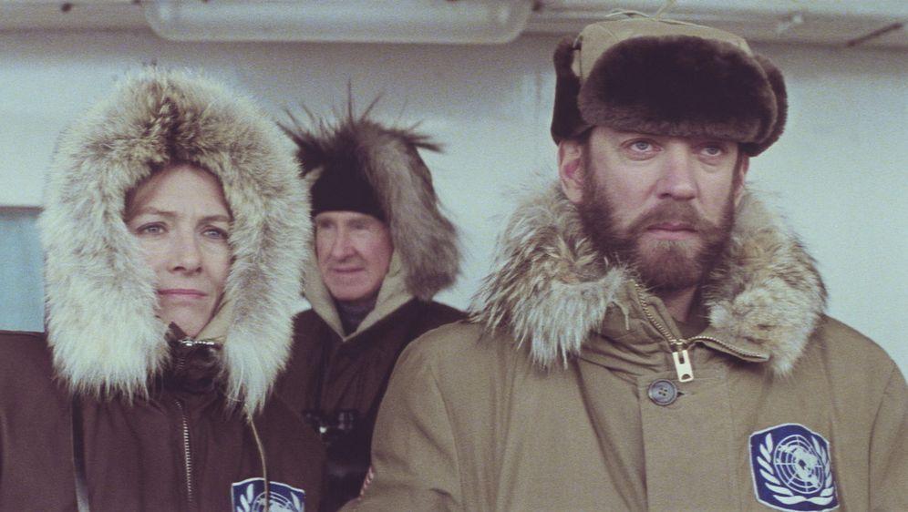 Die Bäreninsel in der Hölle der Arktis - Bildquelle: Columbia Pictures