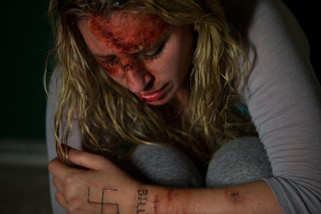 Amy wird die Zeit nie vergessen, in der sie von ihrem eigenen Mann vergewaltigt, geschlagen und gefoltert wurde ... - Bildquelle: Darren Goldstein Cineflix 2014