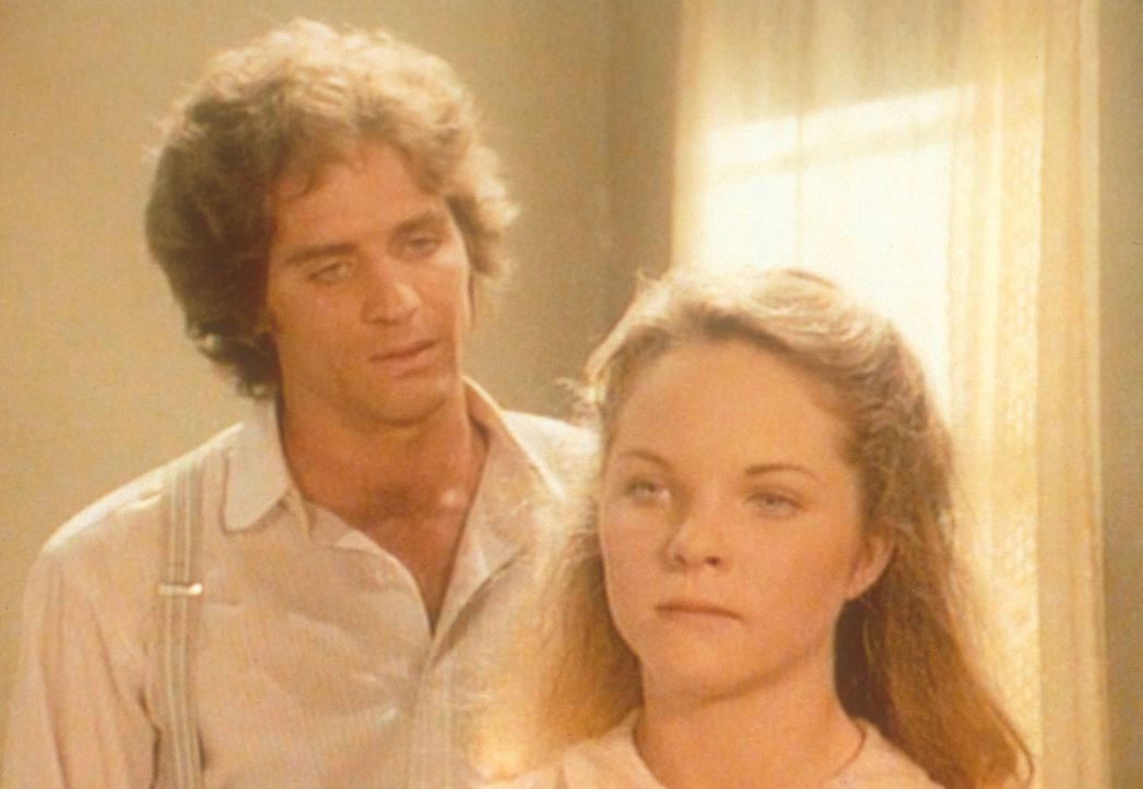Mary (Melissa Sue Anderson, r.) teilt Adam (Linwood Boomer, l.) mit, dass sie ihn nicht mehr heiraten möchte ... - Bildquelle: Worldvision