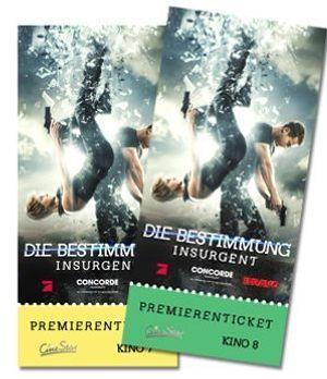 Gewinnspiel-Insurgent-Collage-Premiere-Tickets