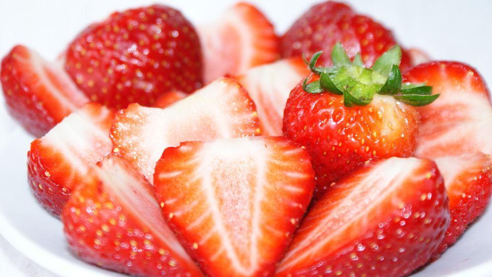 Erdbeer-Rucola-Salat - Bildquelle: Pixabay.com