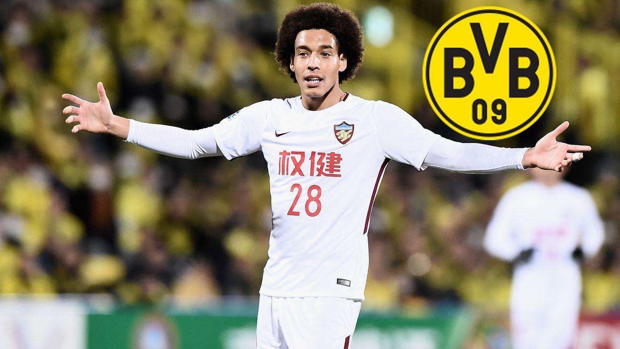 Axel Witsel (Zugang Borussia Dortmund) - Bildquelle: 2018 Getty Images