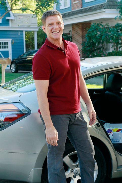 Will mit seiner Freundin Jane zusammenziehen: Tom (Doug Savant) ... - Bildquelle: Touchstone Pictures