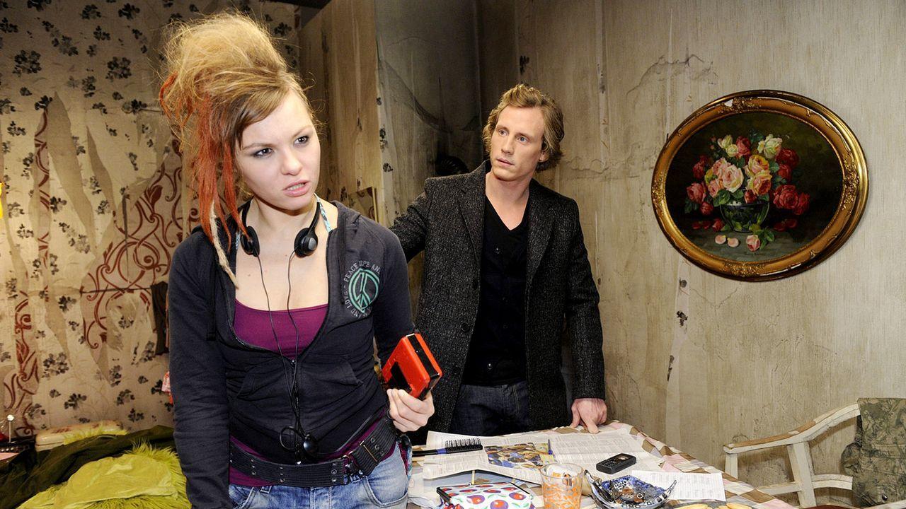 Anna-und-die-Liebe-Folge-606-02-SAT1-Claudius-Pflug - Bildquelle: SAT.1/Claudius Pflug